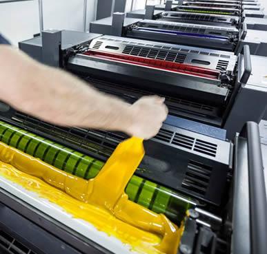 Impressão Digital vs Impressão Offset