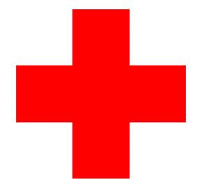 5 logos mais icónico Cruz Vermelha