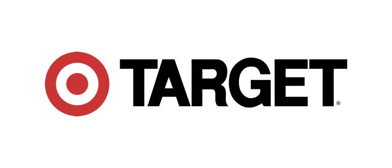 5 logos mais icónico target