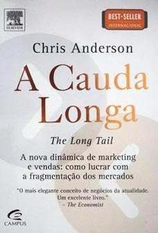 10 Livros de publicidade que precisa de conhecer e ler - A cauda longa - Chris Anderson