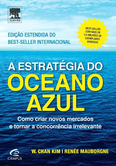 10 Livros de publicidade que precisa de conhecer e ler - estratégia do oceano azul